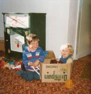 1977 mit Edith