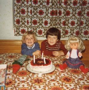 1978 Geburtstag von Edith
