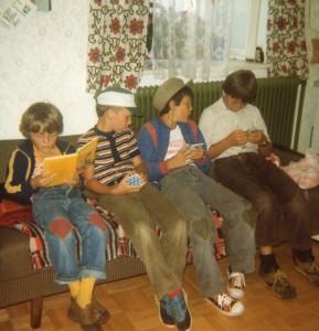 1987 Jugendzeit