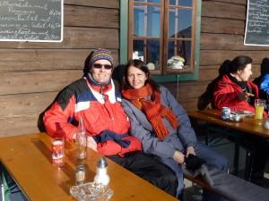 2010 Ausflug Postalm mit Dagmar