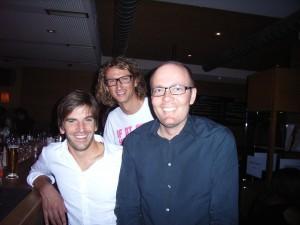 2010 Meran Ausflug mit Christian und Walter